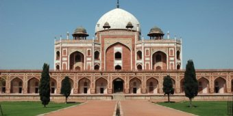 humayun tomb delhi north india