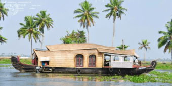 houseboat south india