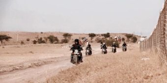route moto inde rajasthan