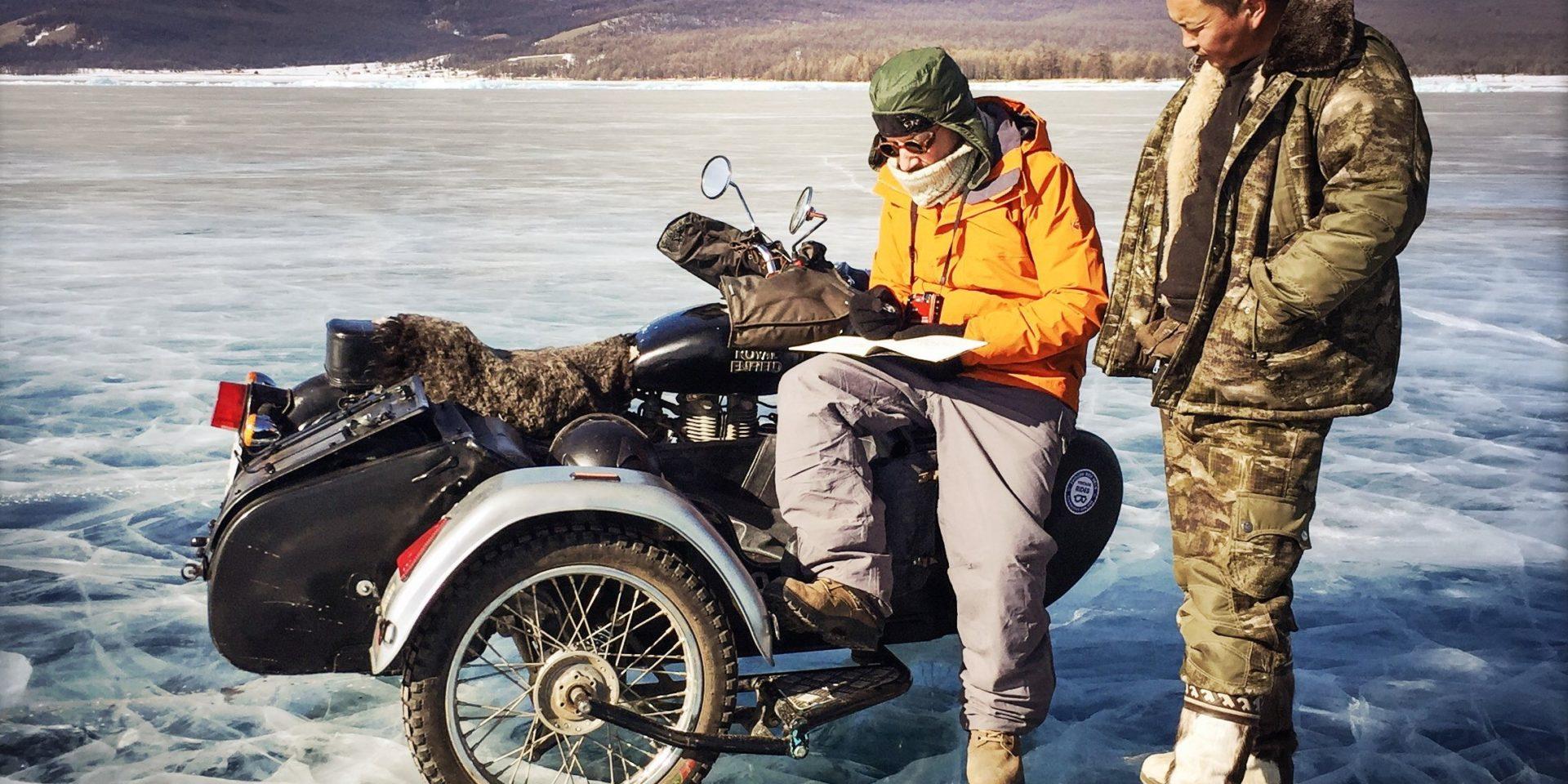 laurent bonnet sur frozen ride