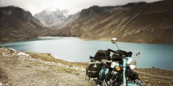 royal enfield perou