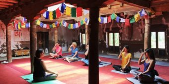 india himalaya yoga nimmu house
