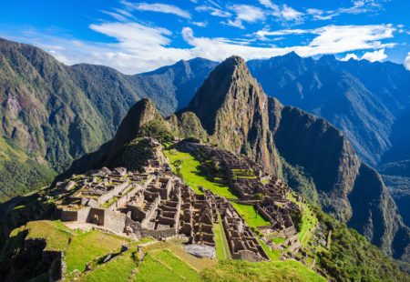 """<h2>Machu Picchu, the symbol of Peru across the world</h2>  If there were just one place that represented Peru, Machu Picchu would be it. An iconic Inca citadel, Machu Picchu is the most visited attraction in Peru, with around 800,000 visitors per year. Located at an altitude of more than 2,400 metres, Machu Picchu (""""old mountain"""" in Quechua) is an extraordinary example of Inca history and savoir faire. So, if you're going to Peru, don't forget to check it out."""