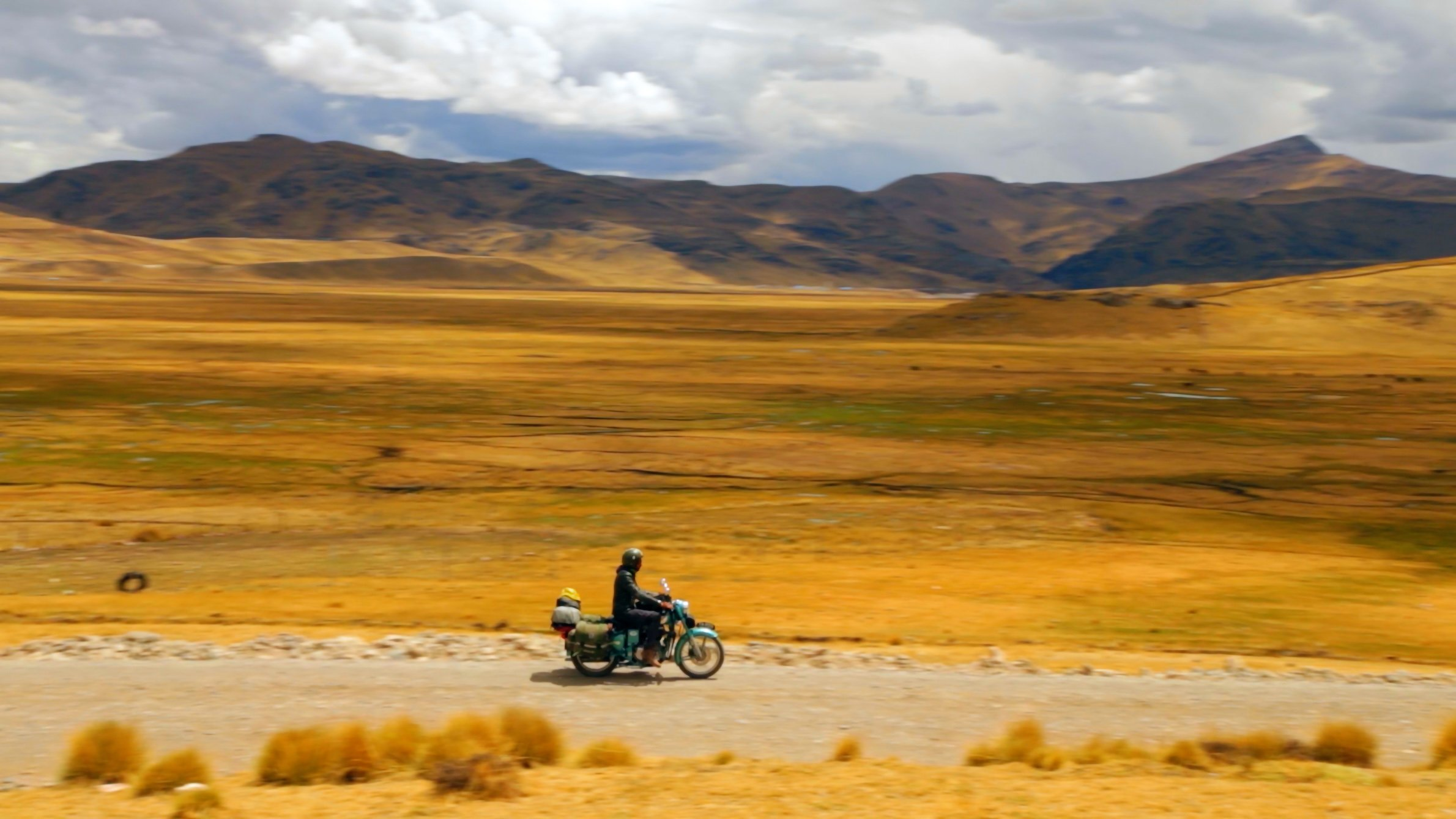 motorcycle tour south america