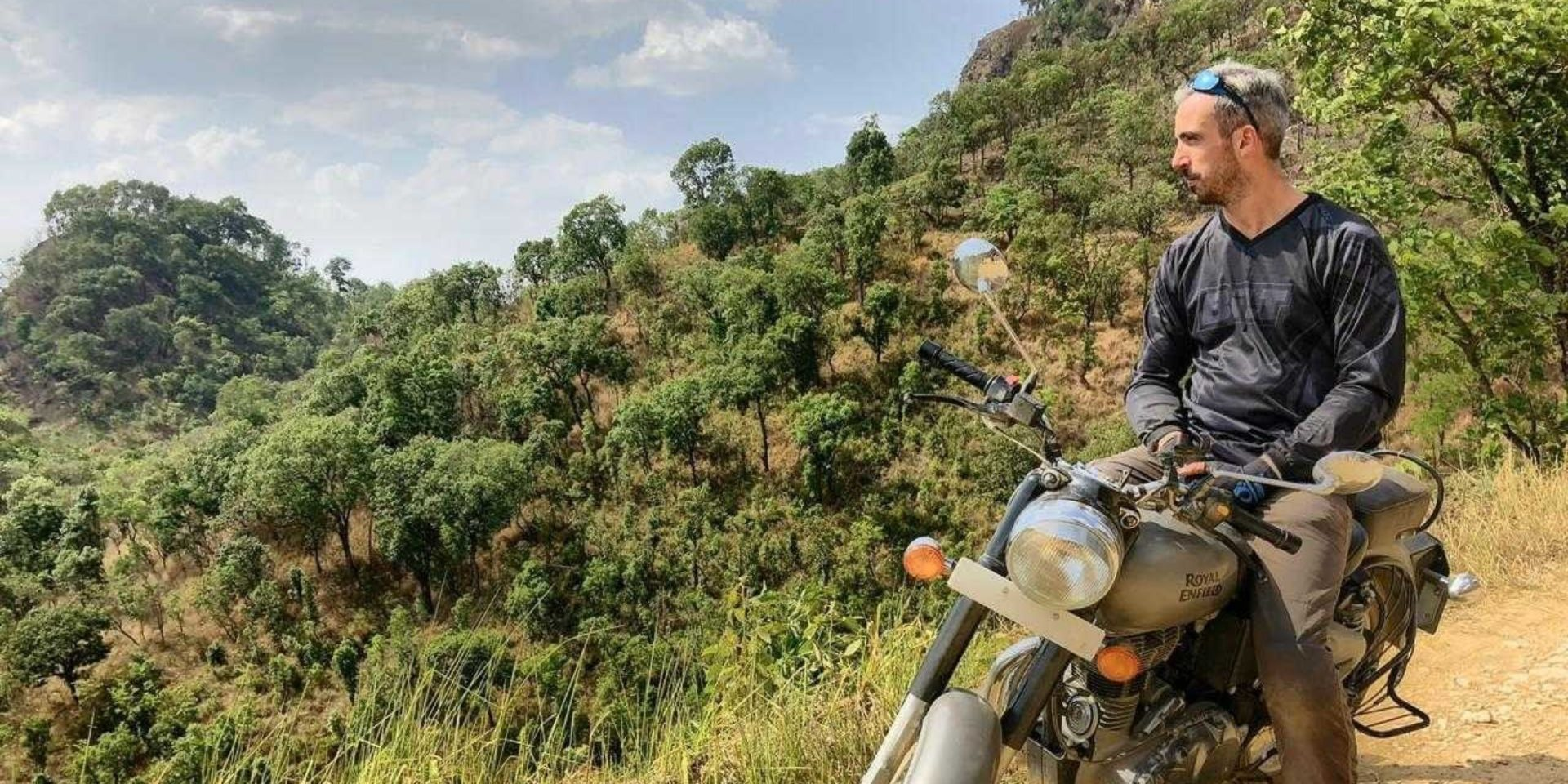 royal enfield off road