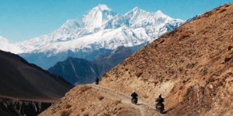 Motorcycle tour - Mustang: the Legendary Expedition