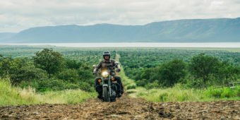 Motorcycle tour - The Wild Odyssey