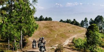 Motorcycle tour - The Routes of Hinduism